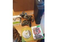 Xbox 360 Elite 120gb Hdmi Complete With Games Can Deliver