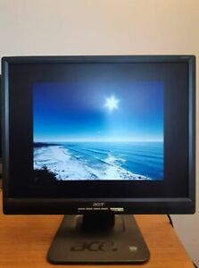 Acer 20 inch Monitor