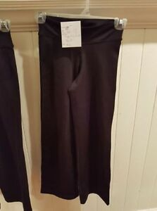 Triple Flip Black Pants size 2 (approx size 8/10)