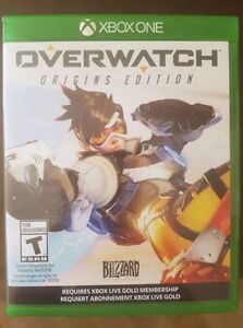 Overwatch - Origins Edition (XBOX One)