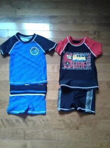 Maillot 2 ans
