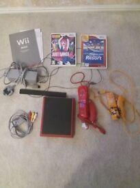 Nintendo Wii Plus Accessories & Games