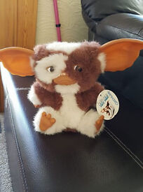 Gizmo with sound & action / Teddy Bear