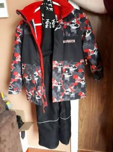 Monster 2 pc snowsuit