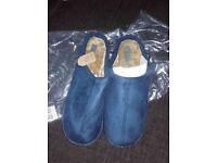 Jo & joe size 11 slippers brand new