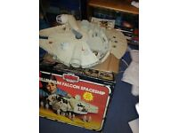 1981 Collectible Star Wars Millennium Falcon
