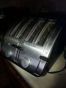 T Fal 4 slice toaster...toast/bagel  ... firm price