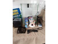 Small Fish Tank & Accessories
