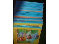 Winnie The Pooh Books X19
