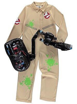 Brandneu und Ungetragen (Ghostbuster Kostüm) Glänzend Kostüm