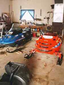 Skidoos for sale
