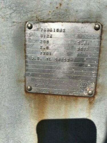 Gaso Model 5885 Pump Steel Fluid End