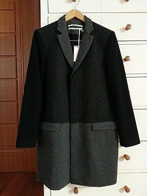 [44] Robert Geller Two-tone Coat