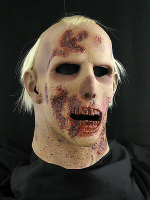 Walking Dead RV Walker Mask Halloween Horror Haunt Latex Mask Prop, NEW](Rv Halloween)