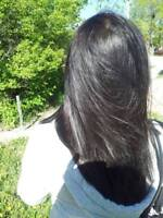 Specials on Up-dos, Perm. Hair Straightening, Threading and Wax