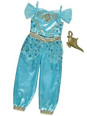 George Disney Prinzessin Jasmin Kinder Mädchen Kostüm Buch Tag