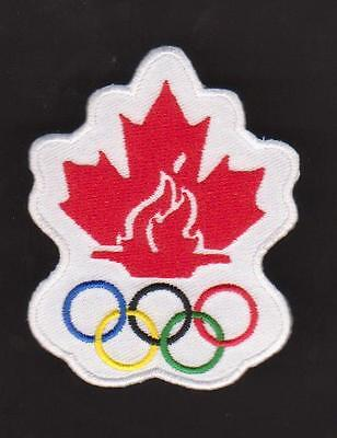 2010 Team Canada Olympic Jersey Patch Sidney Crosby