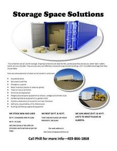 Sea Can C-can Storage Space Solutions