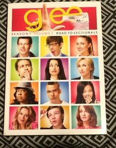 Glee DVD Season 1 Road to Sectionals - 5$