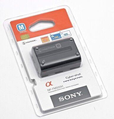 NP-FM500H Sony Battery NPFM500H A57 A65 A77 A900 A580 A560 A450 NP...