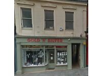 SHOP TO LET (MAY SELL)
