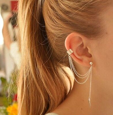 Aretes De Mujer Y Ni A Cadena Colgante Estilo Mas Moderno Joya En Oro O Plata