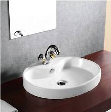 Brand New –Oval Counter-top Vanity basin, 560mm wide Cornubia Logan Area Preview