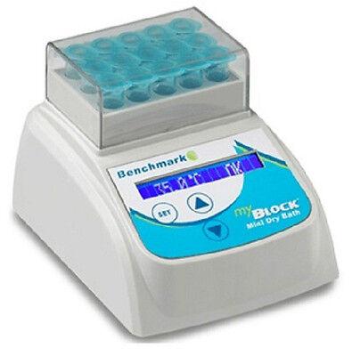New Benchmark Scientific Bsh200 My Block Mini Digital Dry Bath