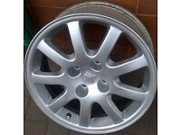Peugeot 16 inch Alloys