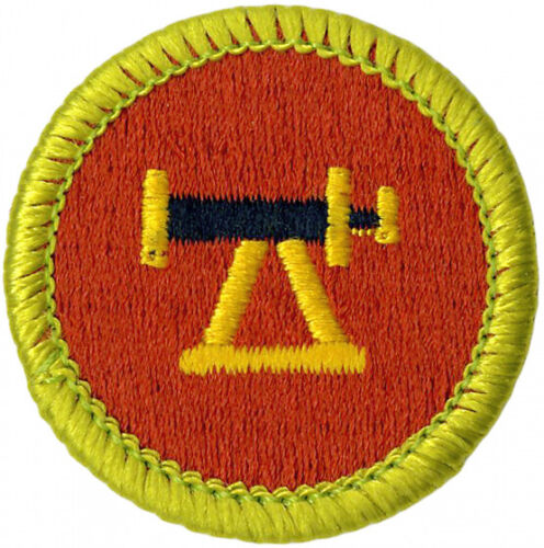 Boy Scout Current Design Merit Badge Surveying