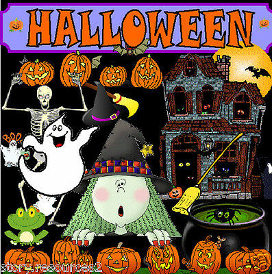 HALLOWEEN teaching resources Topic Autumn KS1 EYFS Childminder classroom display - Halloween Resources