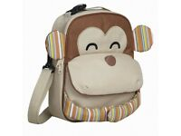 Chimp Lunch Bag - Get ready for summer picnics or back to school in September