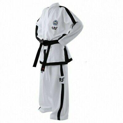 Adidas ITF Instructor Taekwondo Dobok Anzug TDK Dan Uniform 180cm