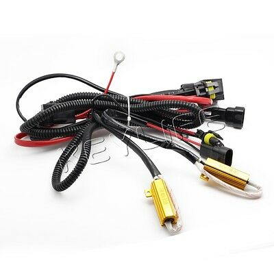 291697252000 as well Scooter Stuff Blinker Adapters furthermore Dapper Lighting H4 Relay Kit furthermore AES NEW H4 Bi Xenon Harness 603940898 besides Dual Switching Quick Fit Wiring Harness. on h4 relay wiring harness