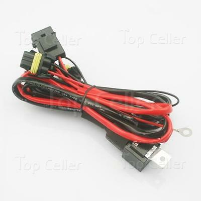 Hid Relay Harness likewise Why Use A 55w Wiring Harness Controller moreover 262377505796 moreover 7 Inch Round Diamond Cut Headlight W Turn Signal likewise 281748661094. on h4 relay wiring harness
