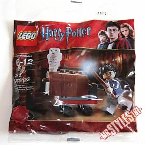 LEGO HARRY POTTER Minifigures & Poly Bag Sets -NEW- Party Xmas Stocking filler