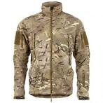 Highlander outdoorjas Tactical Soft Shell heren camo bruin