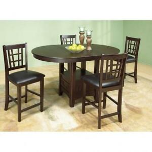 WOODEN TABLE - WITH CHAIRS ON SALE (BD-1174)