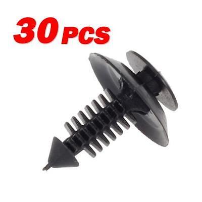- 30x X-MAS TREE Door Trim Panel Retainer Fastener Clip for Ford Mustangs