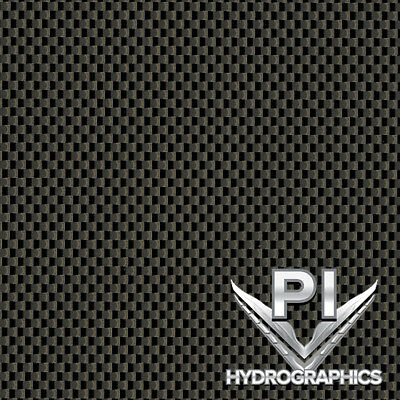 Hydrographics Film Hydro Dipping Water Transfer Film Black Silver Carbon Cf020