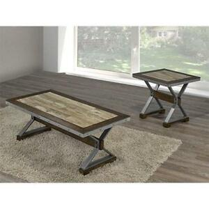 MODERN COFFEE TABLE SETS   VISIT WEB AT WWW.KITCHENANDCOUCH.COM FOR MORE DEALS ON COFFEE TABLES (BD-240)