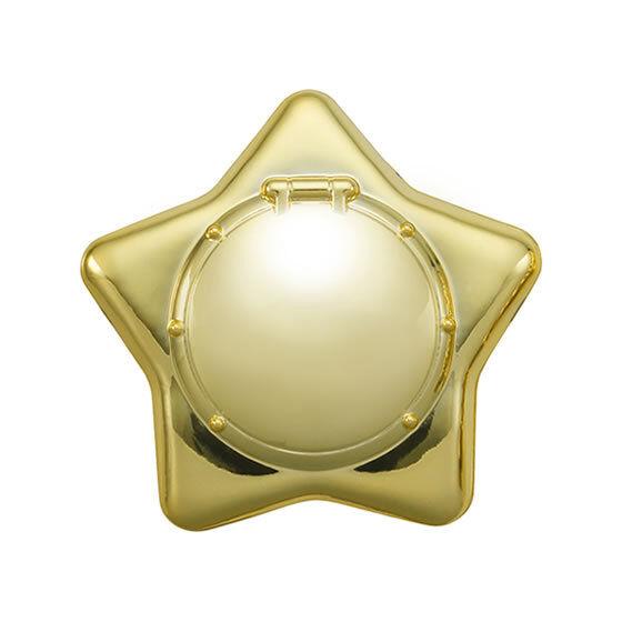 Bandai Sailor Moon Bishoujo Senshi Makeup Beauty Mirror P1 Starry sky music box