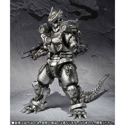 S.H. MonsterArts Mechagodzilla Type-3 Kiryu Heavy Weapons Tamashii Bandai