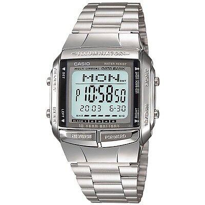 CASIO Databank Digital Watch DB360-1A