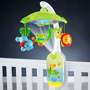 2-in-1 Projection Mobile Fisher-Price Smart Connect