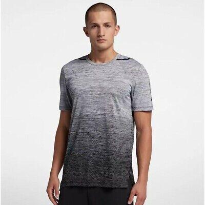 Hombre Nike Seco Entrenamiento Camisa Talla Grande 928015-011