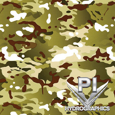 Hydrographics Film Hydro Dipping Water Transfer Printing Film Multi Camo Dd963