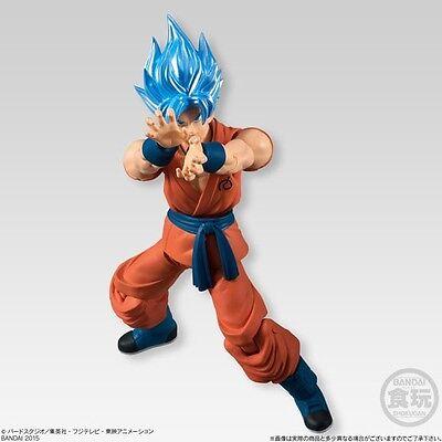Shodo Tenohirado Dragon Ball Z SS God Super Saiyan Goku Action Figure *NEW*