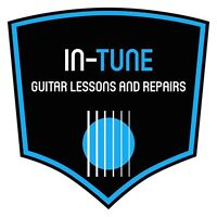 GUITAR LESSONS -No extra charge for in-home lessons!