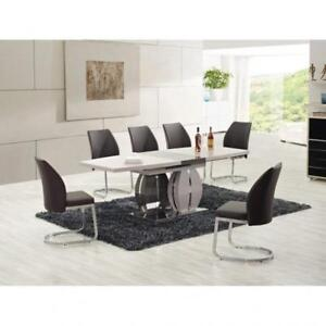 7 Pc Modern style dining Set on Sale in Toronto (BD-1825)